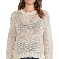 Cheap Monday Doom Sweater in Tan