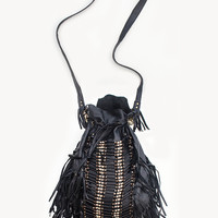 Dreamweaver Bag - Black Leather | Spell & the Gypsy Collective