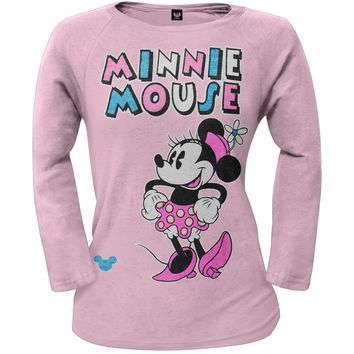 Minnie Mouse - Miss Daisy Juniors Thermal