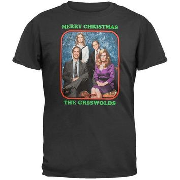 DCCKU3R Christmas Vacation - The Griswolds T-Shirt