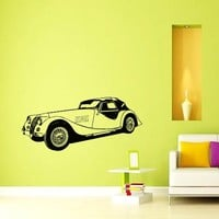 Wall Decals Vinyl Sticker Decal Classic Old Retro Car Housewares Wall Decor Home Interior Design Art Mural Boys Room Kids Bedroom Dorm Z768