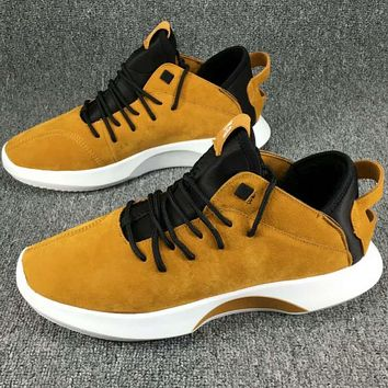 Adidas Y-3 QASA HIGH Trendy and Comfortable Sports Running Shoes F-KR-PJ khaki