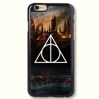 Harry Potter Deathly Hallows Phone Case For iPhone 7 7 Plus case, 70047