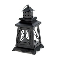 Beautiful Black Lighthouse Lantern