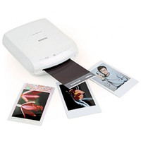 Fujifilm - Instax Share Smartphone Printer - White (Includes 30 Pack Instax Film)