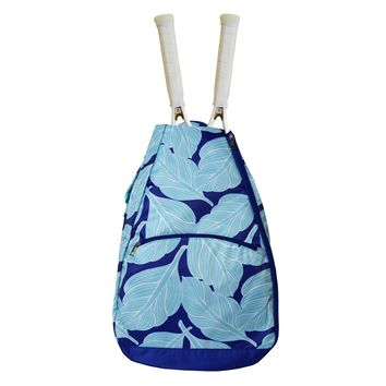 Palm Paradise Tennis Backpack