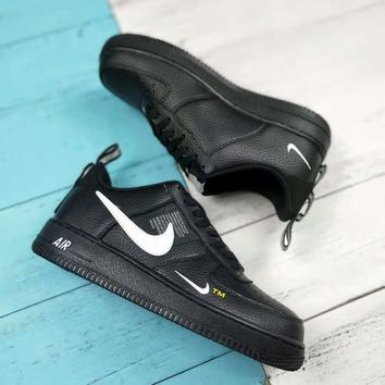 NIKE AIR FORCE 1 07 LOW Tide brand men s and women s versatile f cf8913080f