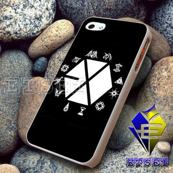 EXO Kpop logo For iPhone Case Samsung Galaxy Case Ipad Case Ipod Case