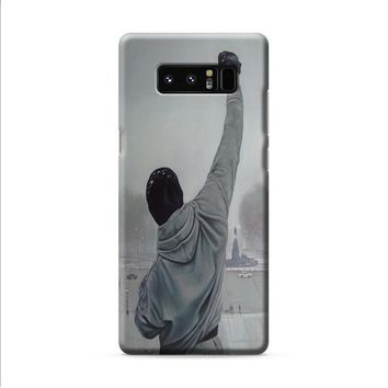 Rocky Balboa Fist Samsung Galaxy Note 8 case