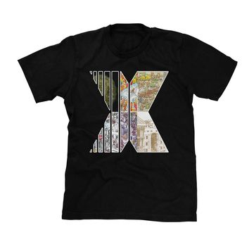 X Black : DGD0 : MerchNOW - Your Favorite Band Merch, Music and More