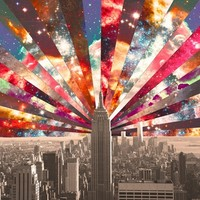 Superstar New York Art Print by Bianca Green