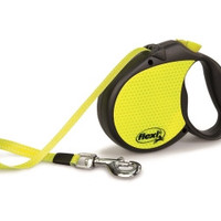 Reflective Leash Neon Yellow Large