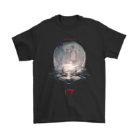 QIYIF It Pennywise You'll Float Too Losers Club Stephen King Shirts