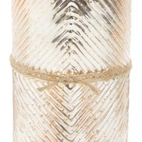 Himalayan Trading Post Diamond Scented Hurricane Candle   Nordstrom