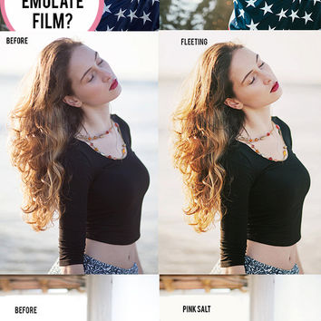PS Film Full Collection-Photoshop Actions (Photoshop Only)