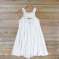 White Haze Dress
