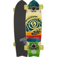 Sector 9 Floater Skateboard Black One Size For Men 24607210001