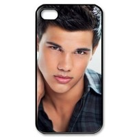 Amazon.com: Taylor Lautner with Shirt case for iPhone 4 4s / iphone 4 4s case hard cases / IPhone 4 4s Design and made to order / custom cases: Everything Else