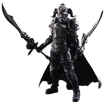 Final Fantasy XII Judge Magister Gabranth Play Arts Kai Action Figure