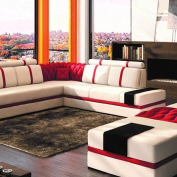 Luxury Magdalena Modular Sectional