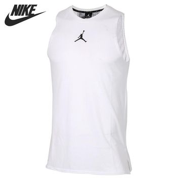 Original New Arrival 2018 NIKE AS 23 ALPHA DRY SL TOP Men's T-shirts Sleeveless Sportswear