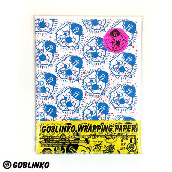 PORK LOWLIFESTYLE WRAPPING PAPER