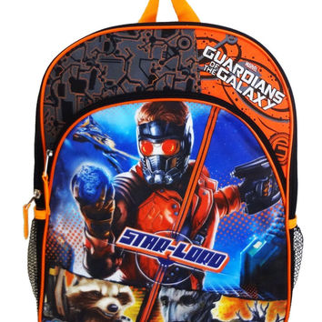 "Guardians of the Galaxy 16"" Large Backpack School Bag"