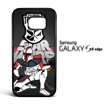 Clone Trooper Z2134 Samsung Galaxy S6 Edge Case