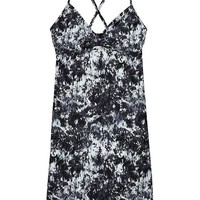 Athleta Womens Printed Zumma Swim Dress