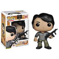 Funko POP! The Walking Dead - Vinyl Figure - PRISON GLENN RHEE: BBToyStore.com - Toys, Plush, Trading Cards, Action Figures & Games online retail store shop sale