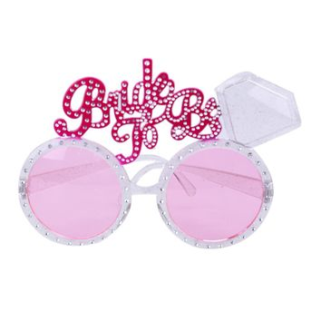 Bachelorette Party Glasses /Pink Diamond Bride To Be Sunglasses