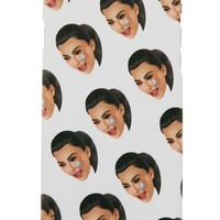 KIMOJI CRY FACE IPHONE CASE