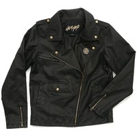 Lady Gaga Men's  Born This Way Jacket Black