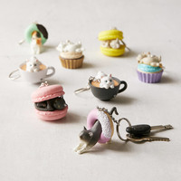 Cafe Du Meow Dessert Cat Blind Box Keychain | Urban Outfitters
