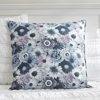 Rose Euro Pillow Cover