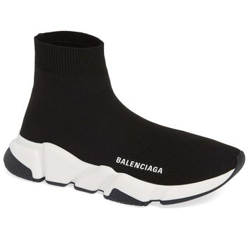 Black Sock Sneaker by Balenciaga