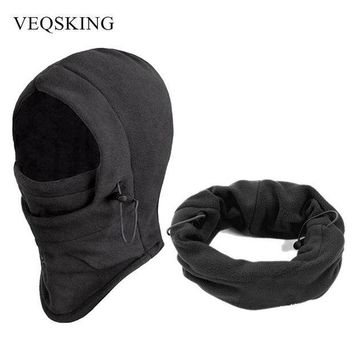 PEAPLO3 Winter Windproof Hiking Caps, Warm Thermal Fleece Balaclava Cycling Face Mask,Sport Ski Bicycle Black Mask, Neck Warmer 4 Colors