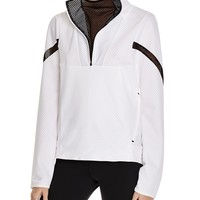 NikeMotion Quarter Zip Windbreaker