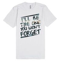 Timber Kesha Shirt (Lyrics)-Unisex White T-Shirt
