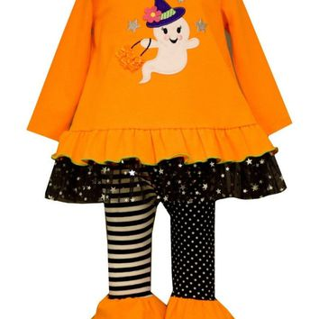 Bonnie Jean-Ghost Applique Set