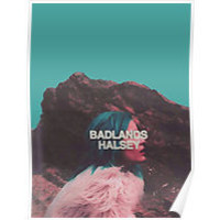 Badlands Cover by cyberbabe