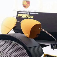 Porsche 2018 New Fashion Casual Joker Stylish Sunglasses F-A-SDYJ NO.1