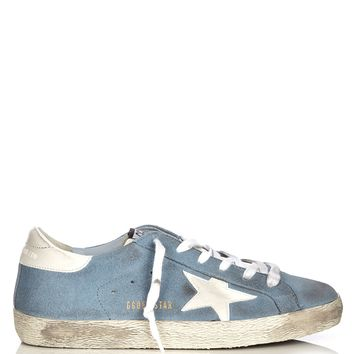 Super Star low-top suede trainers | Golden Goose Deluxe Brand | MATCHESFASHION.COM UK