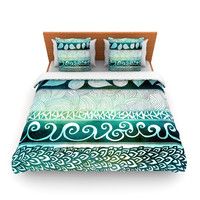 "Pom Graphic Design ""Dreamy Tribal"" Lightweight Duvet Cover"