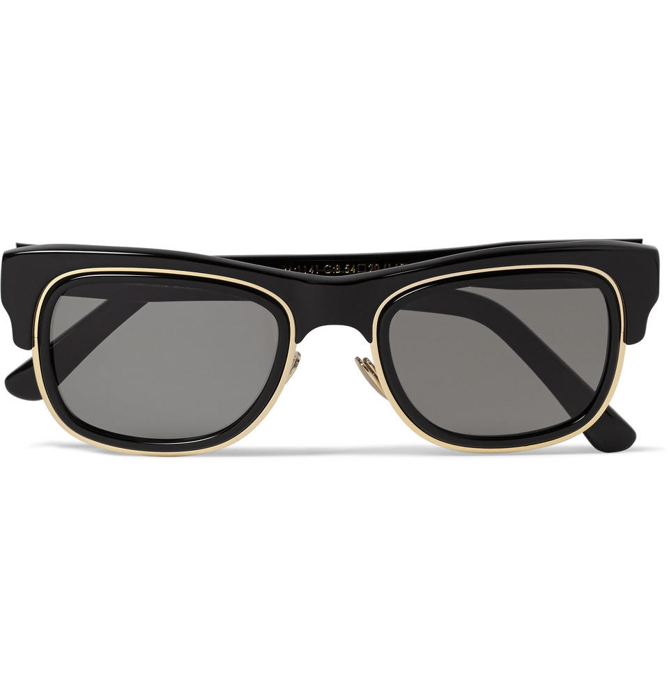 Cutler and Gross - Square-Frame Acetate from MR PORTER ...