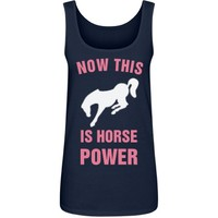 Now this is horse power: Creations Clothing Art