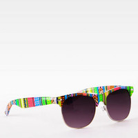 FELLINI TRIBAL SUNGLASSES
