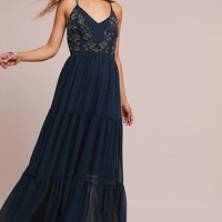 Lucinda Beaded Maxi Dress