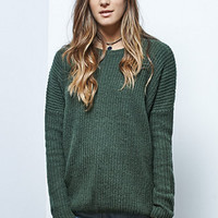 LA Hearts Chunky Ribbed Pullover Sweater at PacSun.com
