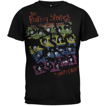 Rolling Stones - Shattered Soft T-Shirt